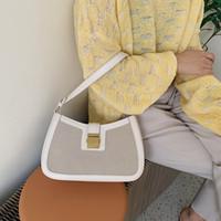 ingrosso nuove borsette smerigliate-borsa originale SuFeng smerigliato piccola borsa 2019 nuova borsa obliqua edizione del han della serratura, piccolo singolo sacchetto di spalla Fashion PU
