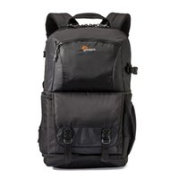 Wholesale bp cameras resale online - Promotion and sales of Lowepro Fastpack BP II aw outdoor professional camera backpack with rain cover