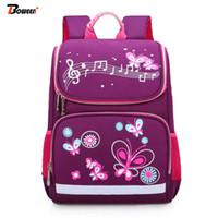 Wholesale big backpacks for school for sale - Group buy Bags Grade Children for Boys Girls School Child Waterproof Big Butterfly Backpack Kids
