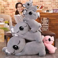 ingrosso animali da ripieno koala-Morbido Koala Peluche Bambole farcito Animale australiano Cuscino peluche Babykids Dormire tenendo bambole Bambole regalo fidanzata