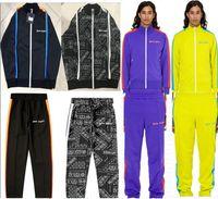 Großhandel Heißer Verkauf Emboitement Männer Trainingsanzug Frauen Tom Beiläufige Sportanzug Jacke Hoodie Hose Sweatshirt Und Hose Anzug Hoodie Und
