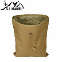 sj zubehör großhandel-SJ-MAURIE Military Airsoft Molle Tactical Magazine Reloader Tasche Jagdmagazintasche Jagdzubehör Tasche # 722400