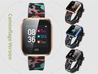 telefones inteligentes de tela grande venda por atacado-Q7S SmartBand Grande Pressão Arterial de Tela de Freqüência Cardíaca Pulseira Esportes Medidor de Pulso Inteligente Pulseira de Natação Ip67 À Prova D 'Água