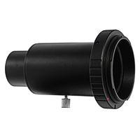 дюймовое алюминиевое кольцо оптовых-Алюминиевый T2 Адаптер телескопической удлинительной трубки 1,25 дюйма Монтажный адаптер для телескопической резьбы T-Ring Аксессуары для камеры