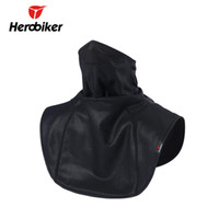Wholesale motorcycle winter face mask for sale - Group buy HEROBIKER Motorcycle Face Mask Shawl Ski Bicycle Bike Neckerchief Cloak Windproof Winter Thermal Fleece Cycling Mask Moto Scarf