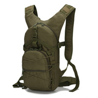 Wholesale tactical bicycle bags for sale - Group buy 15L Molle Tactical Backpack D Oxford Hiking Bicycle Backpacks Outdoor Sports Cycling Climbing Camping Bag Army