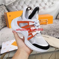Wholesale united states shoes resale online - 2020 new old shoes women tide ins Europe and the United States Paris old shoes hococal couple shoes thick bottom casual fashion sneakers