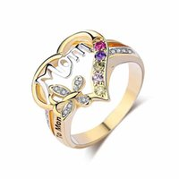 gümüş oval ring erkek toptan satış-Toptan üretici ucuz yüzükler erkekler kadınlar için moda hediye mix festivali tasarımcı takı çelik gümüş gümüş turuncu oval