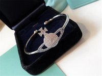Wholesale bezel charms for sale - Group buy luxury bracelet designer jewelry women sterling silvert party luxury jewelry knotted bracelet fashion accessories Birthday New Year Gift