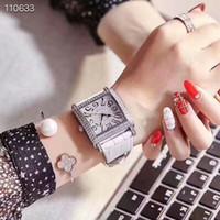 reloj de cuarzo noble al por mayor-Relojes de cuarzo elaborados para damas en 2019, con un temperamento noble, irradian su encanto infinito, reloj de señora, reloj de moda
