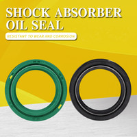 Wholesale yamaha oil resale online - 33 Motorcycle Front Fork Absorber Damper Oil Seal For Yamaha BW200 BW350 TW200 TW200E SRX250 XV250 Virago YZ80