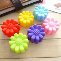Wholesale decorating cupcakes fondant for sale - Group buy 12PCS cm Cake Silicone Mold Fondant Pan D Muffin Cupcake Pumpkin Form Cake Decorating Tools Kitchen Baking Pastry Tools