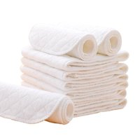 Wholesale ecological diapers for sale - Group buy 46 CM PC Nine layer Ecological Cotton Diapers Breathable Diapers To Infant Baby