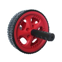 Wholesale roller abdominal exercise resale online - Home Portable Exercise Wheel Abdominal Roller Body Building Training Workout Arms Fitness Equipment Durable Gym Multifunction