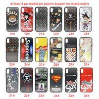 ingrosso cell phone for sale-Per Iphone Xs Max X Xr Phone Case Fashion Varietà di vendita calda per Apple 7 8 Plus TPU casi di telefoni cellulari