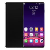 Wholesale octa core phone unlock resale online - Goophone S10 S10 Unlocked Smartphones dual sim Android Shown octa core G RAM G G LTE inch GPS Cell phones