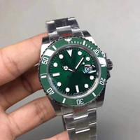 relogios populares para homens venda por atacado-Top de Luxo Assista top Fábrica Popular 3135 Relógios de Máquinas Automáticas 904L Homens de Aço Inoxidável Relógio de Pulso À Prova D 'Água Luminosa