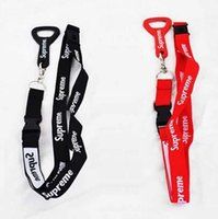 Wholesale soccer bottle for sale - Group buy 2Pcs SS Sup Nylon Lanyard Opener Nylon Silk Screen Lanyard Rope Electronic Peripheral Products Bottle Opener Hang Rope