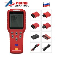 Wholesale models si for sale - XTOOL X100 Pro Professional Auto Key Programmer and Mileage adjustment Odomete Work for most of car models