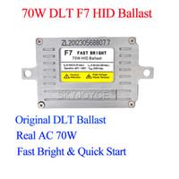 Wholesale ac conversion kits car resale online - AC W DLT HID Ballast F7 Fast Bright Ballast Reactor For Car Headlight HID Conversion Kit Xenon H1 H7 H11 W Slim