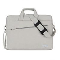 17 capa de laptop impermeável venda por atacado-2019 Laptop Handbag1315 17 polegadas Computador Sleeve Bag Case Capa À Prova D 'Água Notebook Shoulder Carry Case Para MacBook Air Notebook