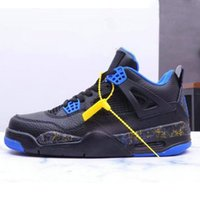 Wholesale sporting goods soccer shoes for sale - Group buy 2019 New Arrival NRG Raptors Blue Yellow s Basketball Shoes for Good Quality Chaussures Mens Uptempo Sneakers Sports Trainers SIZE