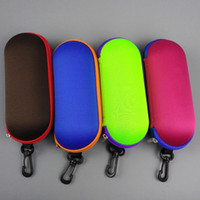 ingrosso accessori della scatola della miscela-Tubo di vetro Case Mix Colori Smoking Pipe Box per 3