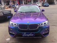 ingrosso pellicola adesiva dell'automobile camaleonte-1.52x20m Lucido Chameleon Diamond Glitter Full Vehicle Auto Body Sticker Car Wrap Vinile Wrapping Film