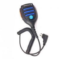 mikrofon für walkie talkie groihandel-2019 Handmikrofon für Walkie Talkie CP160 EP450 GP300 GP68 GP88 CP88 CP040 CP100 CP125 CP140