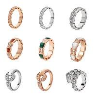 anillo de cerámica de moda al por mayor-JEM 925 plata esterlina anillo bulgaria joyería de moda para mujer par clásico anillo de cerámica regalo de la fiesta de estilo romano