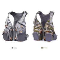 Wholesale life backpacks for sale - Group buy Multi Function Life Vest Multiple Pockets Chest Pack Outdoors Simplicity Backpack Easy To Install Popular Portable New Arrival skI1