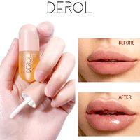Wholesale lip plumper for sale - Group buy Instant Volumising Lip Plumper Collagen Plumping Gloss Moisturizer Repair Lip Extreme Volume Essence Lips Enhancer Cosmetics Makeup L3801