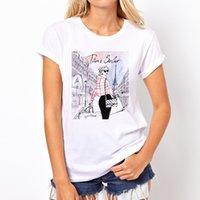 Women Lady Print Graphic Letter O Neck T Shirt Summer Fashion T-Shirt Funny Tshirts Harajuku short sleeve casual tees lovrly tops