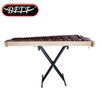 instruments à clavier achat en gros de-Xylophone clavier DFTF 49 Porte-instruments simple Pas de tube de résonance