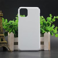 Wholesale blank hard phone cases for sale – best Retail Blank Printed D Sublimation Case Cover For iPhone pro Plastic Hard Phone Cover Case