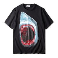 tejido universitario al por mayor-Camiseta de diseñador para hombre de lujo Camiseta de diseñador de impresión animal de moda Camiseta de manga corta para hombres y mujeres de alta calidad S-XXL