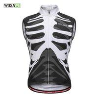 новая велоспортивная одежда оптовых-Brand New рукавов Велоспорт Джерси-роуд велосипед езда жилет дышащей сетчатой ткани одежда для велосипедиста