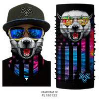 Wholesale boys black face mask resale online - Face Masks Boy Neckerchief Multi Mask Motorcycling Sports Accessories Scarf Snowboard Accessories Balaclava Cycling