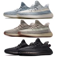 Flash Deals Reflective V2 Schuhe Kollektion Cloud White Citrin Kanye West Turnschuhe Lundmark Antlia Synth Static Black Clay Wahre Form Beluga