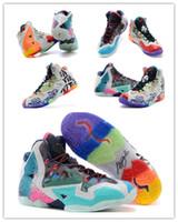 Wholesale lebron shoes online - James th generation combat men basketball shoes gray Kids shoes lebron basketball shoes sports