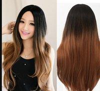 ingrosso nuove parrucche bionde-WIG LL 002778 bella New Blond Blond corta parrucca clip sulle parrucche coda di cavallo