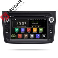Wholesale auto radio dvd android resale online - Isudar Din Auto Radio Android For Alfa Romeo Mito Quad Core RAM G Car Multimedia Video DVD Player GPS USB DVR FM AM