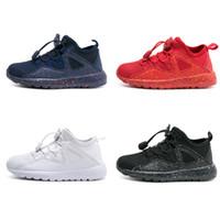 ingrosso scarpe ventilate-12 dimensioni vendita calda marca bambini scarpe sportive casuali ragazzi e ragazze sneakers bambini ventilare scarpe da corsa per bambini B11