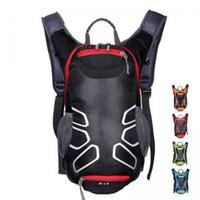Wholesale camp wear online - Outdoor Durable Sport Hiking Backpack L Women Camping Athletic Travel Bag Men Wear resistant Dorsal Breathable Rucksack TTA156