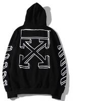 mens sıcak uzun kollu pulover toptan satış-Moda kış erkekler kadınlar için sıcak hoodies uzun kollu erkek tasarımcı hoodies yeni kazak hoodies erkekler