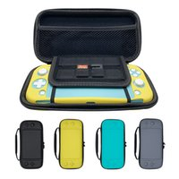 Wholesale game carrying case for sale - Group buy Handheld Game Machine Shell EVA Pouch Protective Carrying Case Scratch Resistant Space Saving Travel Anti Lost For Switch Lite Case