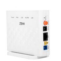 zte one venda por atacado-Original ZTE GPON Terminal ONT ZXA10 ZXHN F601 FTTH Ou FTTO GPON ONU com Um Porto GE Ethernet, Versão Inglês
