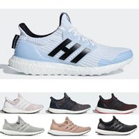 Wholesale yellow house shoes for sale - New Ultra Boost Game of Thrones Running Shoes Men Women House Stark Nights Watch Targaryen Dragons Outdoor Athletic Sports Sneakers