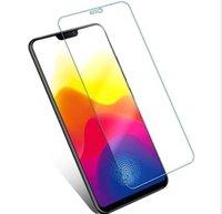 cristal claro delantero iphone al por mayor-Nueva manera para el iphone 11 pro Promax Frente película transparente vidrio templado transparente protector de la pantalla para el iPhone X / XR / X / X Max / 8/7/6