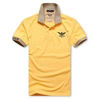 Wholesale boys polo long shirt for sale - Group buy Poloshirt Solid Polo Shirt Men Luxury Polo Shirts Long Sleeve Men s Basic Top Cotton Polos For Boys Brand Designer Polo Homme